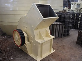 One 12T Impact Crusher