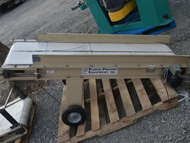 Plastic Process 19 in. Recycling Conveyor