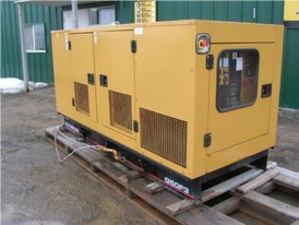 Caterpillar 45 kW Natural Gas Generator