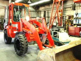 Kubota R520ST Wheel Loader