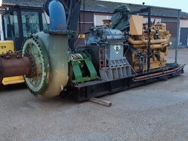 Kuypers Dredge Pump