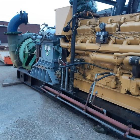 Kuypers Dredge Pump