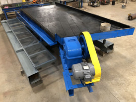 Deister Full Size Concentrating Table