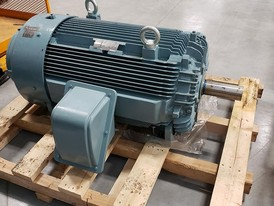 Teco-Westinghouse 350 HP Electric Motors
