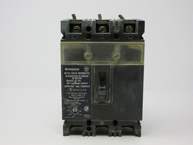 Westinghouse 15 amp 3 pole MCP breaker