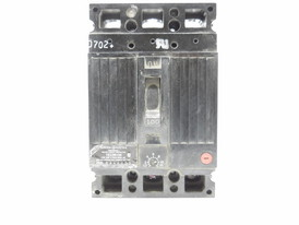 General Electric 3 Pole 100 Amp Breaker