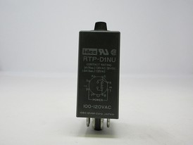 idec 8 Pin time delay relay