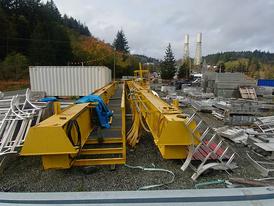 New & Used Overhead Cranes for Sale | Bridge Crane Supplier