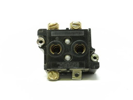 Cutler hammer push button contactor
