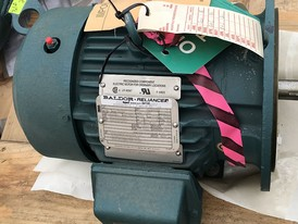 Baldor 3 HP Electric Motor