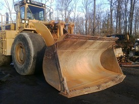 Caterpillar 988F Wheel Loader