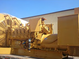 Caterpillar 500 kW Diesel Generators