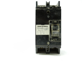 Square D 2 Pole 200 Amp Breaker
