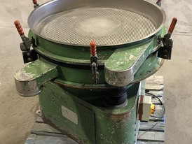 Gough Engineering 36 in. Vibratory/Separator Screen