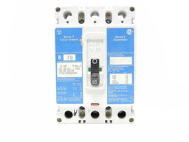 Westinghouse 3Pole 50Amp Breaker