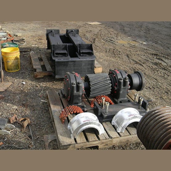 "5' X 34"" CONICAL BALL MILL - Nelson Machinery & Equipment Ltd.  Conical Ball Mill"