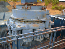 Symons 4 ¼ ft. Short Head Cone Crusher