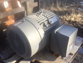 Siemens 60 HP Electric Motor