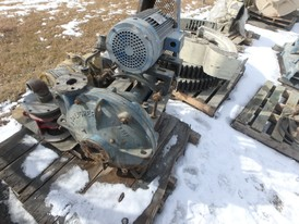 Galigher 2½ x 2 Vacseal Slurry Pump