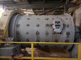 Marcy 6 x 9 Ball Mill