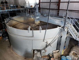 WesTech 40ft. Thickener