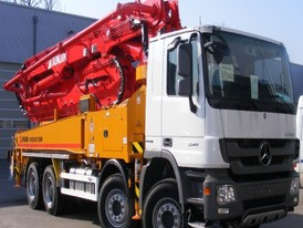 New & Used Concrete Pump Trucks For Sale | Concrete Pump Truck