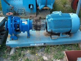 Allis Chalmer Centrifugal Pump
