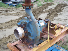 Allis-Chalmers Centrifugal Pump