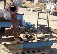 Used Armstrong Centrifugal Pump. 8 in. x 6 in.