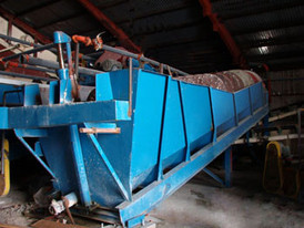 7 ft. dia. x 35 ft. Wemco Classifier.  c/w Electric Motor Drive & Hydraulic Adjust.