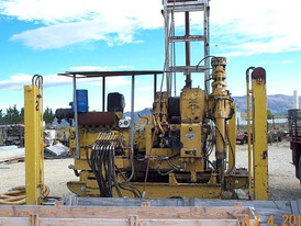 Edeco Stratadrill 80 Diamond Core Drill with HQ Chuck, 6 Cylinder Deutz Drive, Located in New Zealand