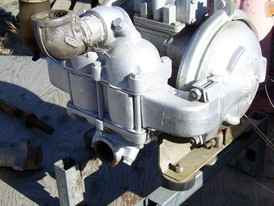 Used Sandpiper Diaphragm Pump. 1.5 in. Model: SB1. Type: SC-4-SS.
