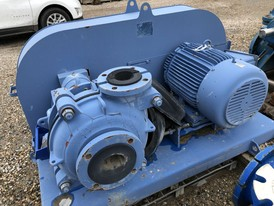 Warman 4 x 3  Slurry Pump