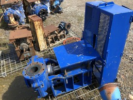ASH Horizontal 5 x 4 Slurry Pump