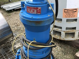Warman 50 HP Submersible Pump