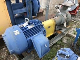 Flow Serve Centrifugal Pump