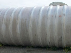 6000 Gallon Fibreglass Storage Tanks for Sale