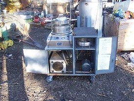 Used Assay & Lab Equipment. Gilson Wet-Vac Sieve Test Bench. Model WV-3. For 12 in. and 8 in. Sieves115V/60Hz