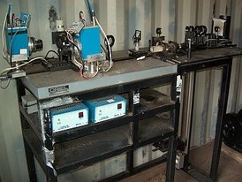 Used Assay & Lab Equipment. Photomultiplier Optical Test Bench