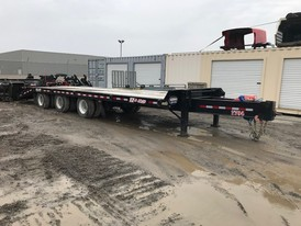BWS 25NTT 3 Axle Tag Trailer