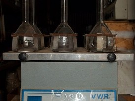 Used VWR Scientific Orbital Shaker. Model: 2001