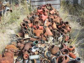Used Pipe Fittings. 1 in. to 3 in. Grooved Fittings, Clamps, Elbows, Ts, Ys & Reducers.