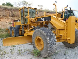 Caterpillar Grader Package