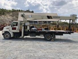 Sterling Crane Truck Package