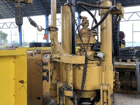 Atlas Copco Raiseboring Machine Package