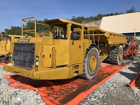 Caterpillar AD30 Underground Truck Package