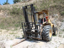 Forklift and Telehandler Package
