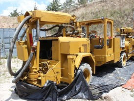 Putzmeister Shotcrete Equipment Package