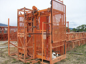 Alimak Electric Construction Service Elevator for Sale