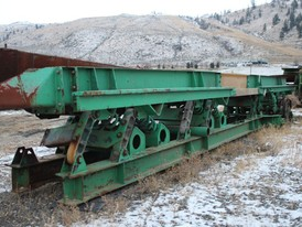 Edem 18 in. x 30 ft. Vibrating Conveyor